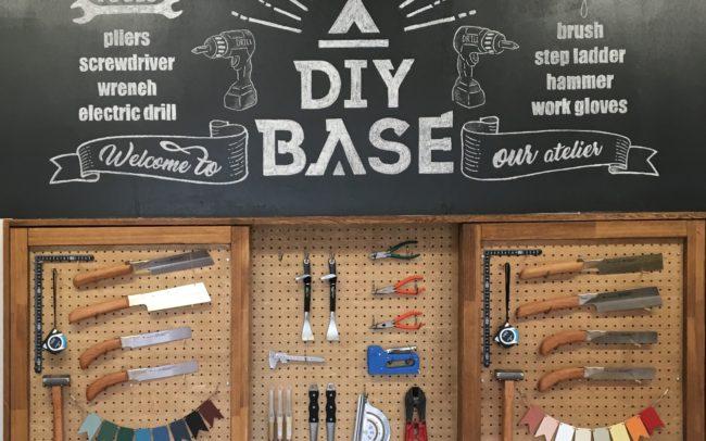 『DIY BASE 日進長久手』がTVで紹介されます。